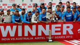 भारत-ऑस्ट्रेलिया टेस्ट मैच