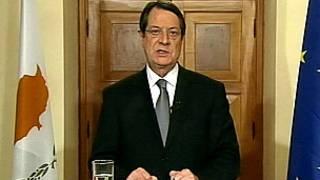 Nico Anastasiades, presidente de Chipre