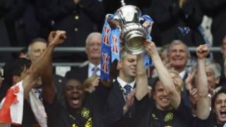 Wigan juara Piala FA