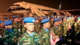 Quân gìn giữ hòa bình của Trung Quốc