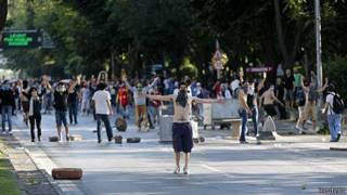 Biểu tình ở Thổ Nhĩ Kỳ sang ngày thứ hai