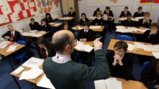 Sekolah di Inggris