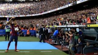 Neymar / AFP