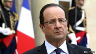 Hollande se compromete con los suburbios