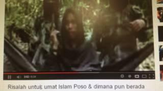 Video Teror Santoso
