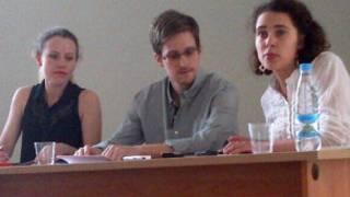 Snowden ngày 12/7