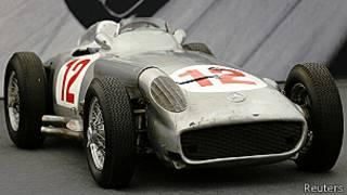El Mercedes-Benz que le dio su segunda victoria a Juan Manuel Fangio