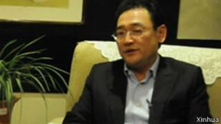 华润集团董事会宋林(新华社资料照片)