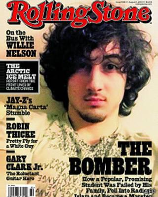 Portada de la revista Rolling Stone de agosto