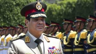 Jenderal Abdel-Fattah el-Sisi
