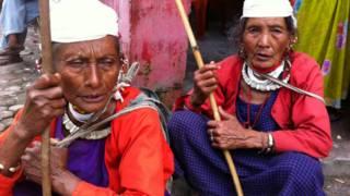 उत्तराखंड में आई बाढ़ से प्रभावित लोग