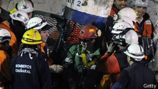 Rescate de mineros chilenos en 2010