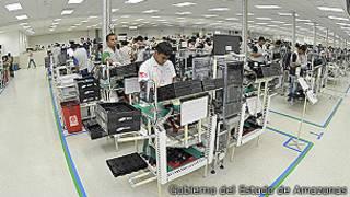 Planta de Samsung en Manaos