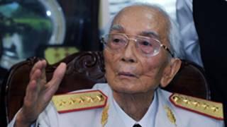 El general Vo Nguyen Giap