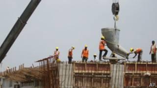 Konstruksi di India