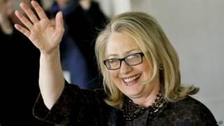 Cựu Ngoại trưởng Clinton