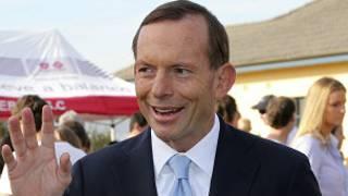 Tony Abbott, Sabon Praministan Australia