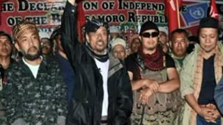 Rebeldes del Frente Moro de Liberación Nacional
