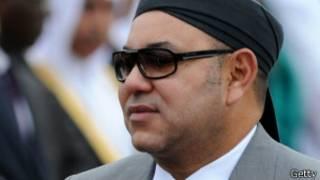 Mohamed VI, rey de Marruecos