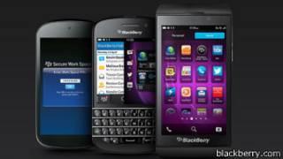Các loại Blackberry