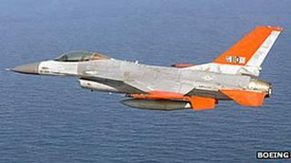 बोइंग, लड़ाकू विमान