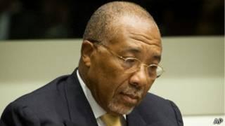 Charles Taylor ashaka gufungirwa mu Rwanda aho umuryango wiwe womuramutsa