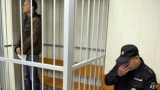 Pengadilan aktivis Greenpeace di Rusia