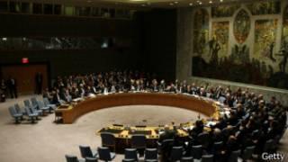 Inama y'umutekano ya ONU itora kuri Syria