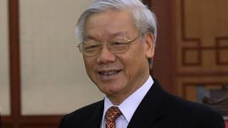 Ông Nguyễn Phú Trọng