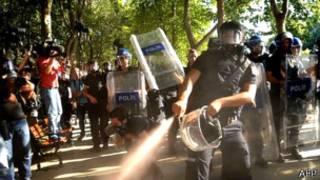 Protes di Turki