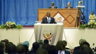 """Le président Kabila a promis de soumettre au parlement des """"mesures importantes"""" à l'issue des concertations nationales."""