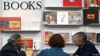 Feira Literária de Frankfurt (Reuters)