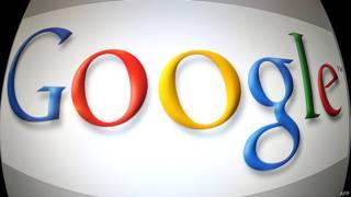 गूगल का लोगो