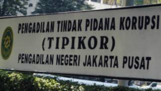 Pengadilan Tipikor di Jakarta