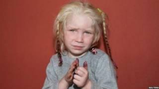 María la niña que apareció en un asentamiento gitano