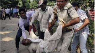Atentados en India