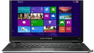 O ultrabook da Dell afetado pelo problema (Divulgação)
