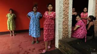 Adolescentes embarazadas en Nicaragua