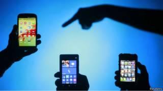 Teléfonos inteligentes