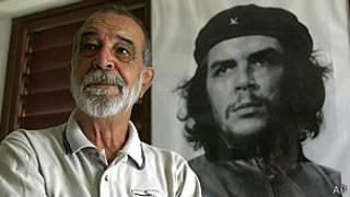 Korda y foto del Che Guevara