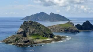 Quần đảo Senkaku - Điếu Ngư