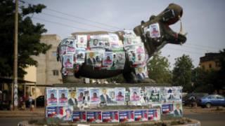 Elecciones en Mali