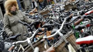 Sepeda di negara Eropa, AFP