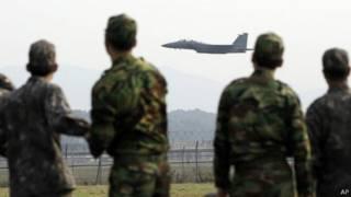 defence zone south korea