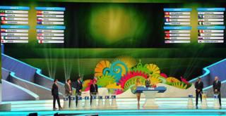 Sorteo Mundial Brasil 2014