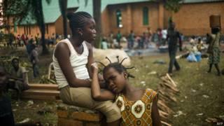 Refugiados centroafricanos