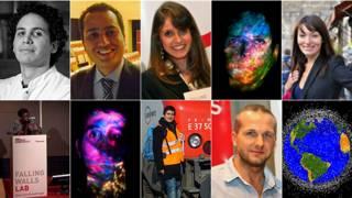 Científicos jóvenes invitados a la conferencia Falling Walls Lab en Alemania