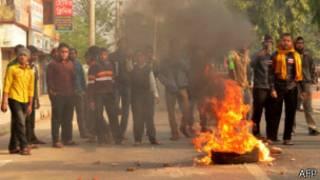Violencia en Bangladesh