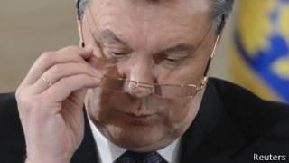 Yanukóvich (foto de archivo)