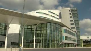 Hospital Queen Elizabeth (divulgação)